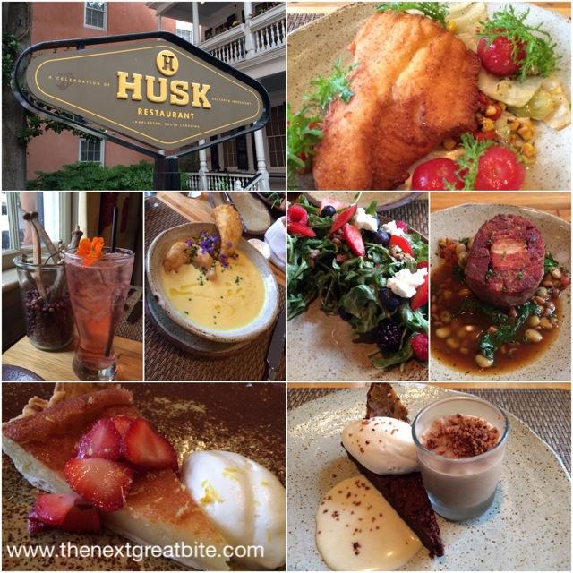 Husk Restaurant, Charleston, SC