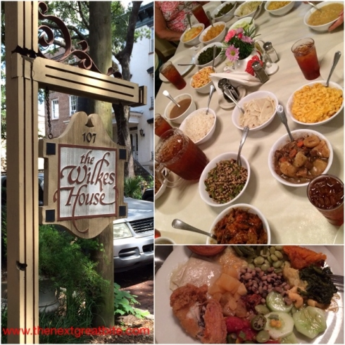 Foodie Travel: Mrs. Wilkes Dining Room, Savannah, GA