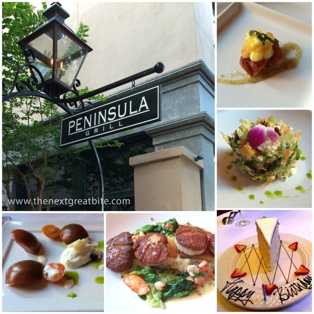 Peninsula Grill Charleston, SC.