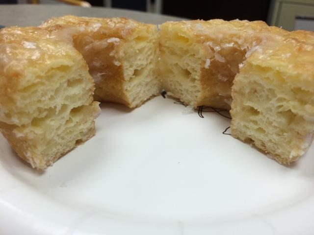 Dunkin Donuts Croissant Donut