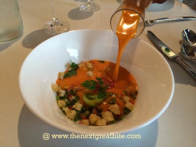 Gazpacho American Eats, Tysons Corner, VA