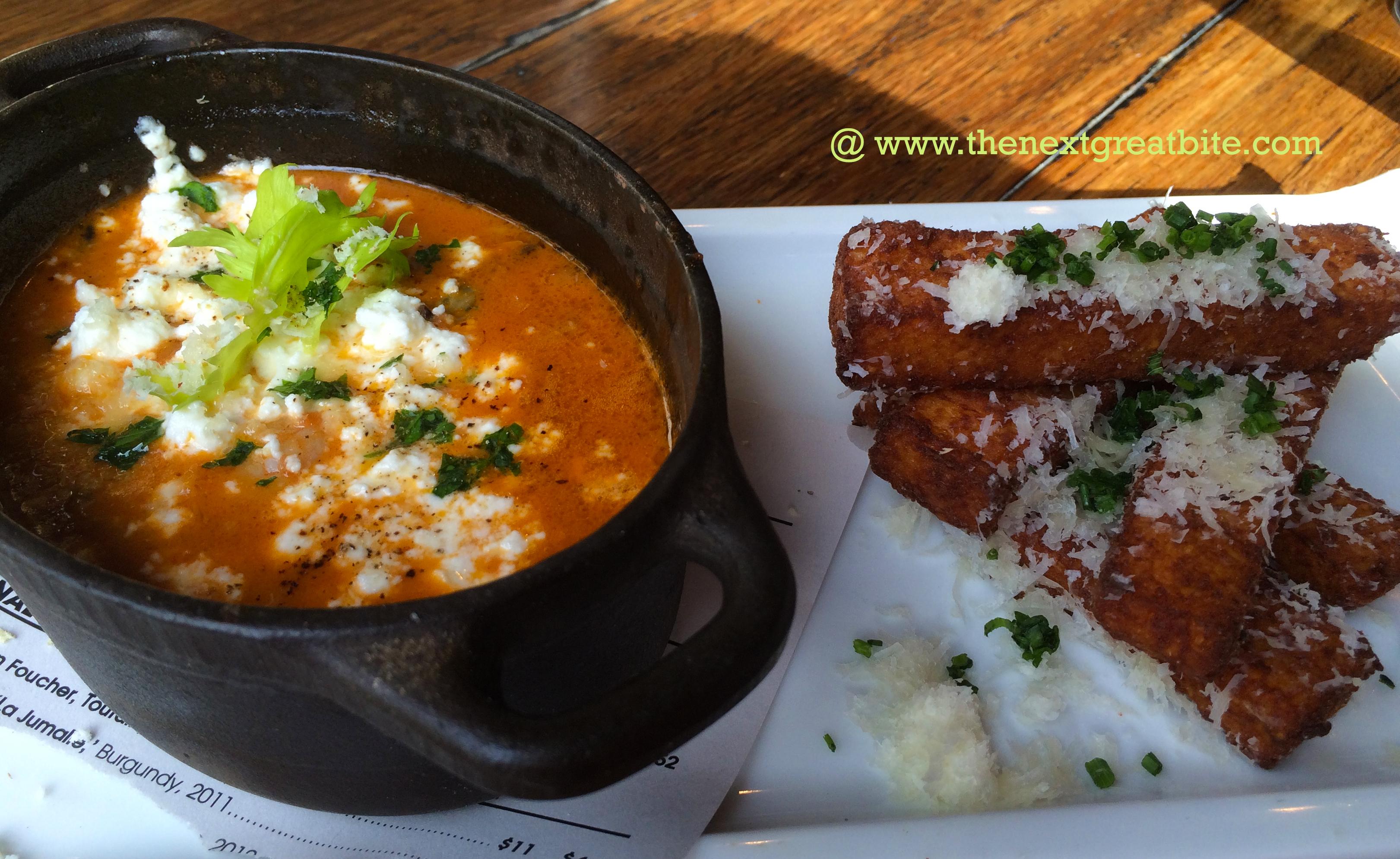 Those unfamiliar graffiato will be an italian small plates restaurant - Graffiato Washington Dc
