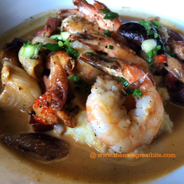 Shrimp and Grits Gypsy Soul, Merrifield, VA