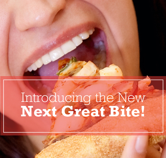 Introducing-The-Next Great Bite www.thenextgreatbite.com