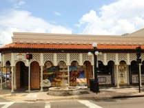 Exterior of the Columbia Restaurant