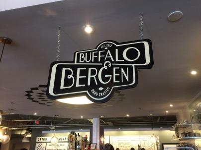 Buffalo Bergen sign