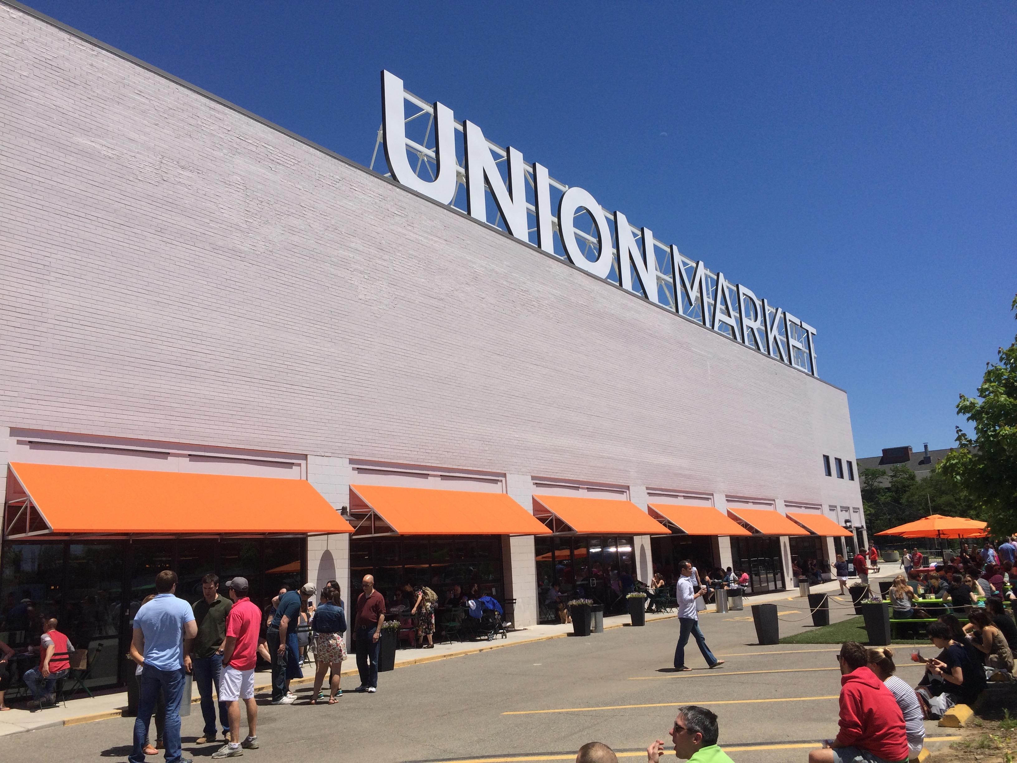 Staycation A Trip To Union Market Washington Dc The