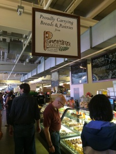 Panorama Bakery Store Front at Union Market DC