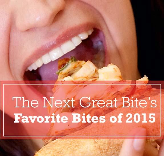 Next Great Bite Best Bites of 2015