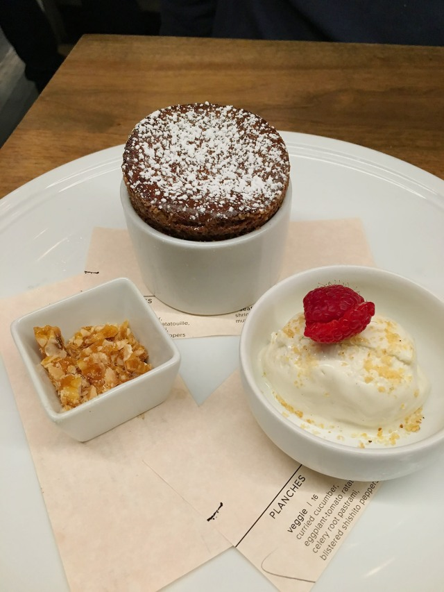 RequinDC Chocolate Soufflé