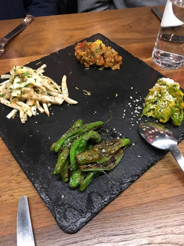 RequinDC Veggie Platter