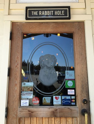 Barrel Oak is dog friendly. Great place to bring your pup.